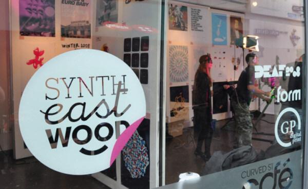 Nazario Graziano - Synth Eastwood Exhibition