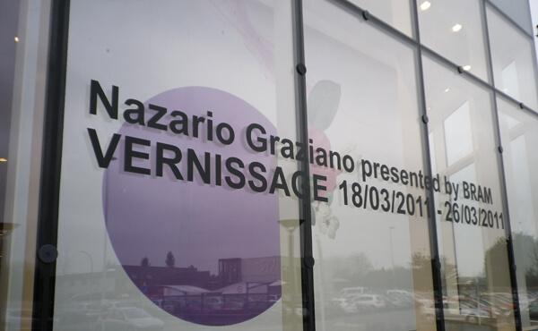Nazario Graziano - Exhibitions Konen / Bram (Munich, Luxembourg)