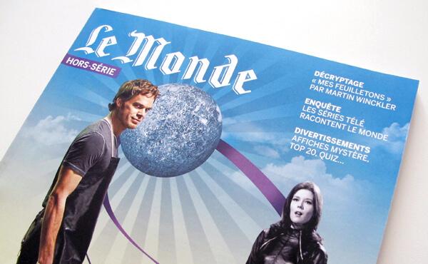 Nazario Graziano - Le Monde – Hors Série