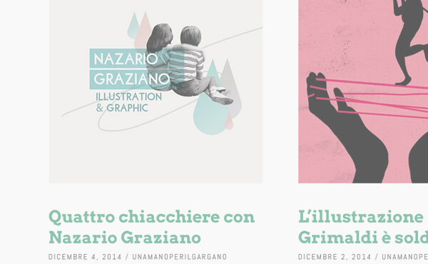 Nazario Graziano - Una Mano per il Gargano | Interview