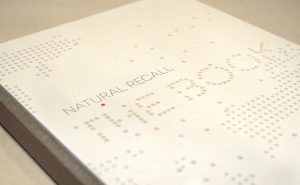 Nazario Graziano - Natural Recall – The book