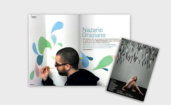 Nazario Graziano - BAK – interview