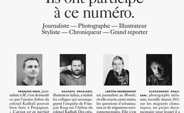 Nazario Graziano - M – Le Monde – contributors