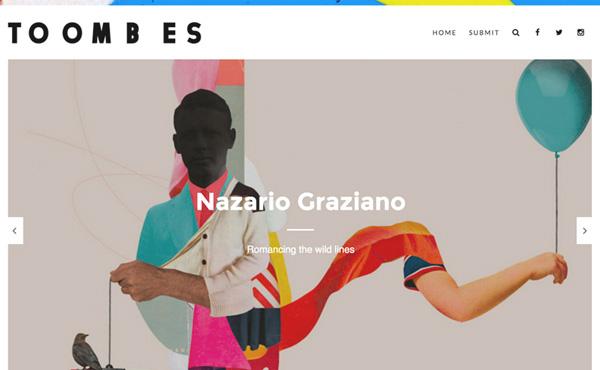 Nazario Graziano - TOOMBES – interview
