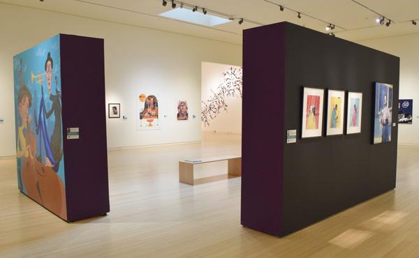 Nazario Graziano - JAZZ IT UP! – Exhibition