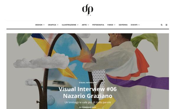Nazario Graziano - Visual interview for DP